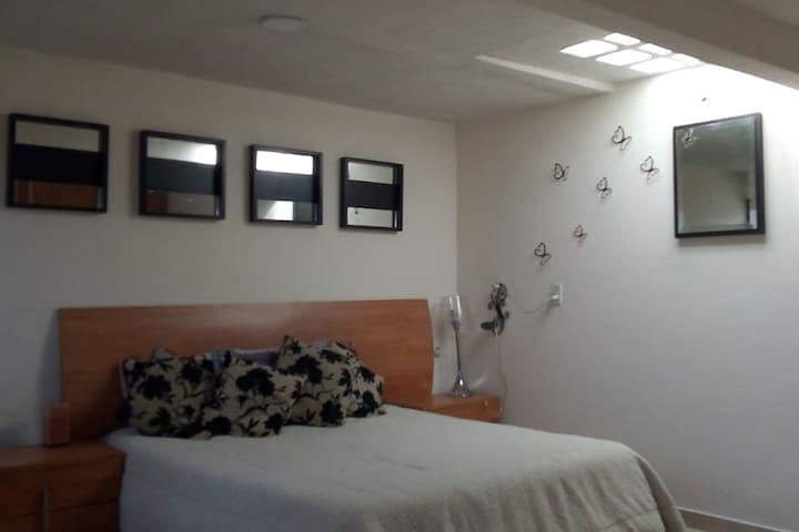 Casa Gaby en Toluca.  DE 1  PERSONA.
