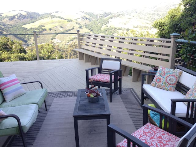3bedrooms w/Views & Living Room for CA Road Trip! - Carmel Valley - Talo