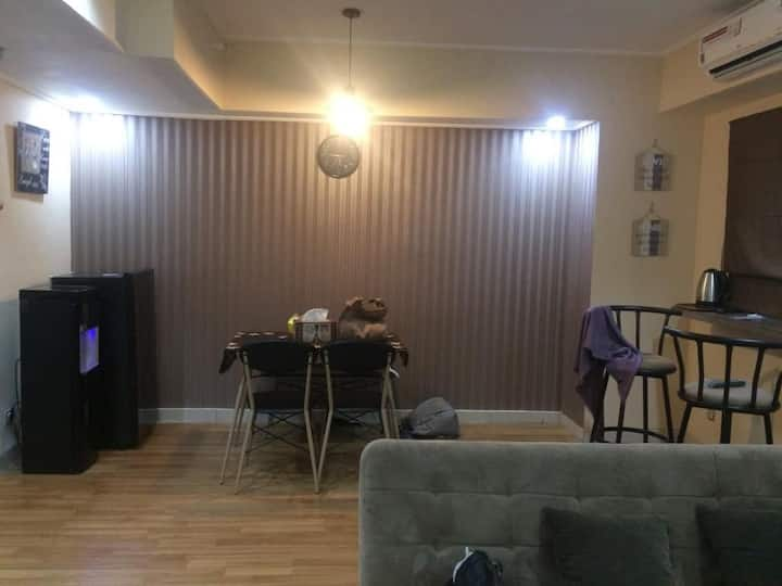 Fully Furnished Apartment in Malang Downtown - MCP