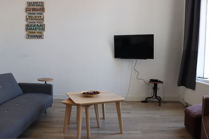 Nice Beach Apartment Also available for month