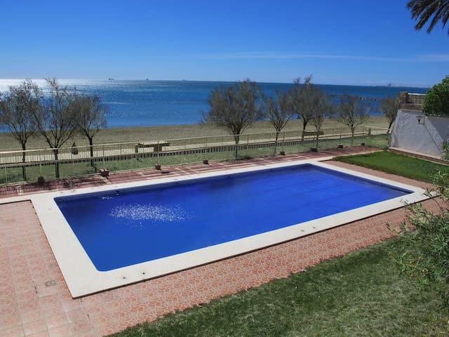 Apartamento vistas al mar 1ª línea
