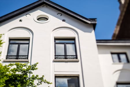 Gallery Residence, Brussels-2BR2BT - Ixelles - Apartment