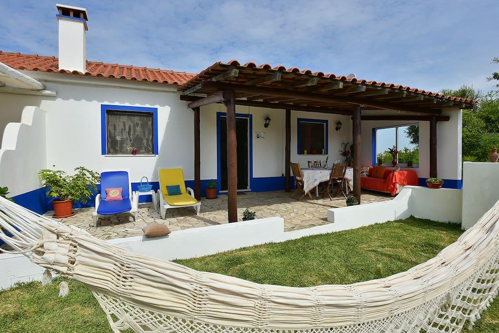 Monte do cerro ii casa do forno maisons louer - La maison monte na comporta au portugal ...