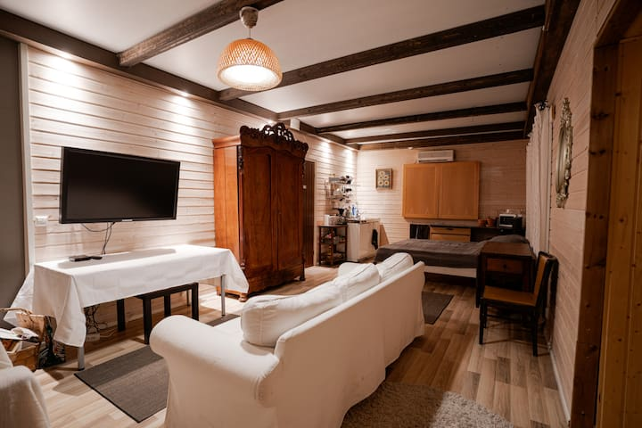 Private house, Sauna and fireplace incl  5 persons