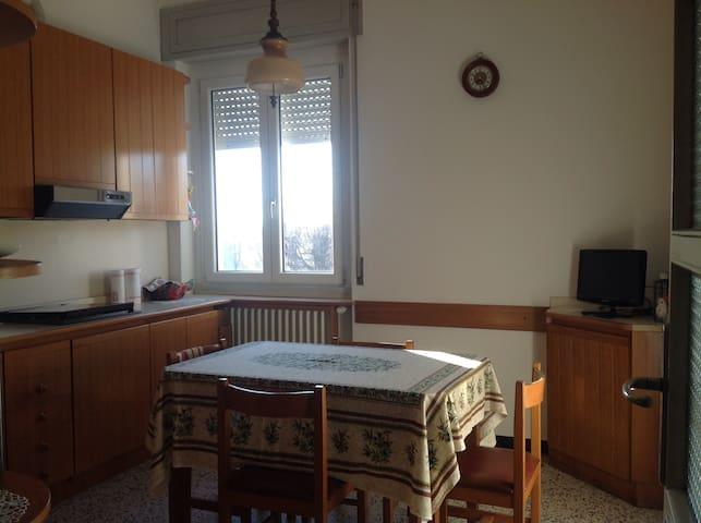 Comodo alloggio a meta' strada fra' Milano e Como - Giussano - Daire