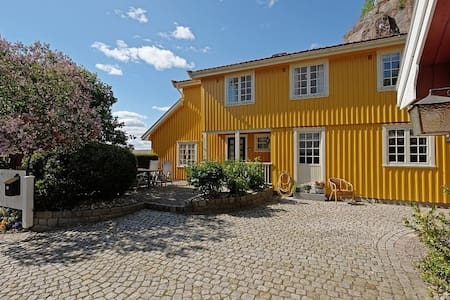 Charming house with seaview in the city centre. - Tønsberg - 一軒家