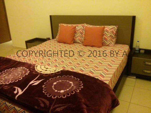 Family friendly, spacious apartment - Ajman