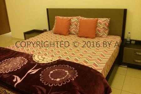 Family friendly, spacious apartment - Ajman