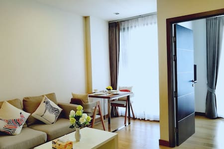 BEST Condo in Downtown Chiang Mai - Chiang Mai, Mueang Chiang Mai District, - Apartmen