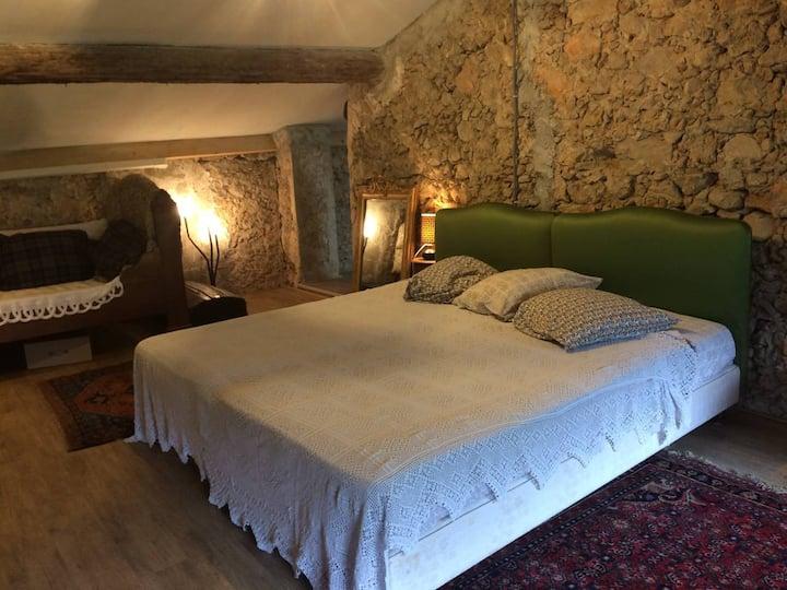 Appartement confortable dans une demeure du XVIII