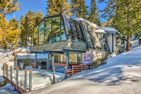 Cozy Cabin at South Lake Tahoe - South Lake Tahoe
