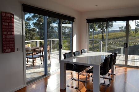 Mulloway Hideaway for 2 - Merimbula - Dom
