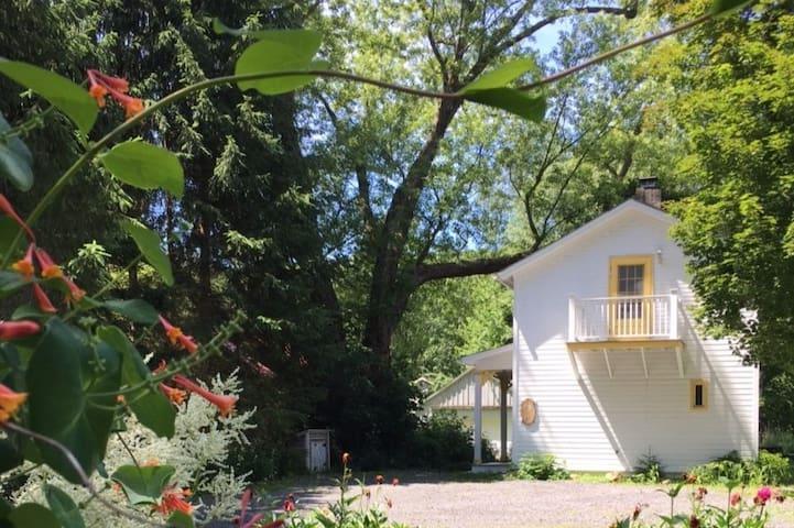 The Finger Lakes Little House