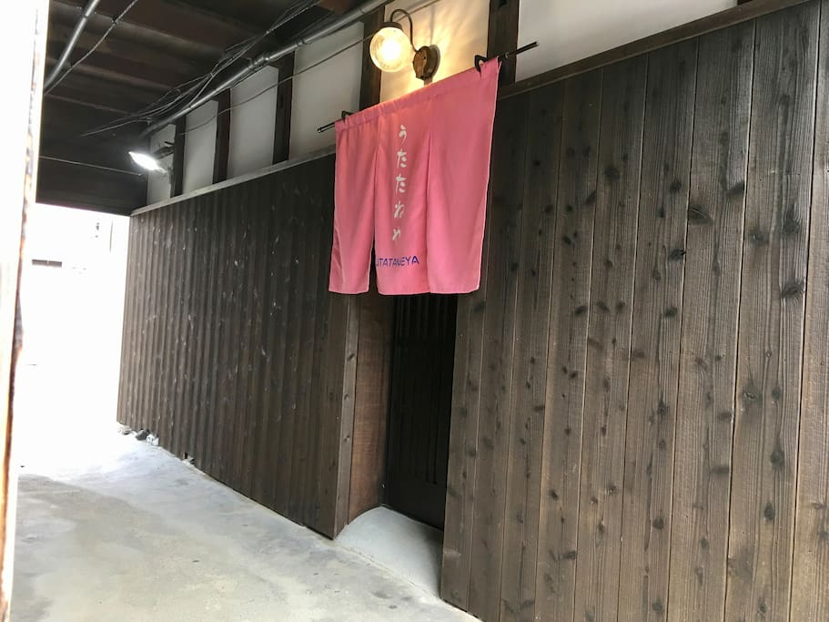 Traditional Kyoto Town House with over a hundred of years.  Just finished renovation in July 2017.