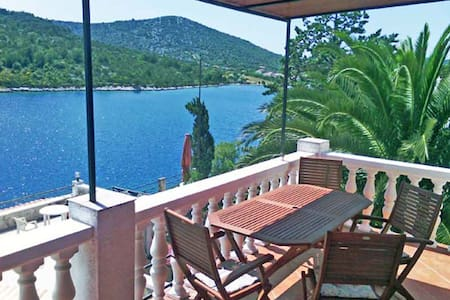 Amazing sea view - just 5 m from the beach!! - Marina - Wohnung