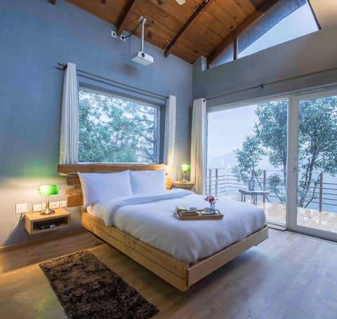 Seclude Ramgarh - Hemant(Private Balcony)