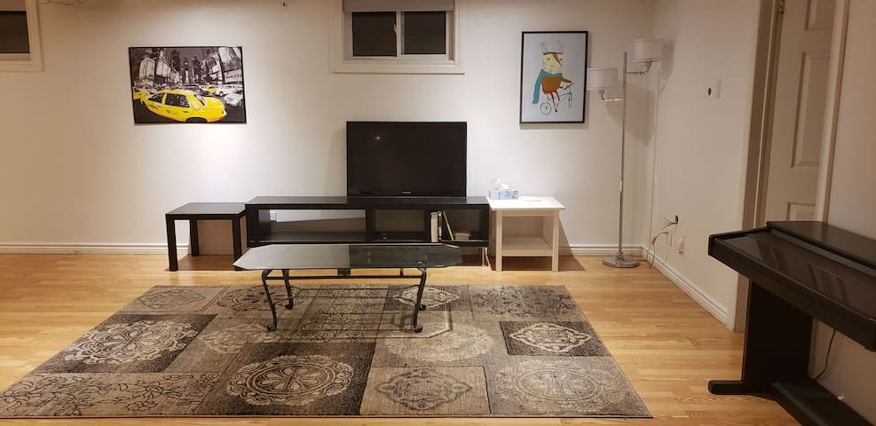 Newly Renovated Guest Suite in East London