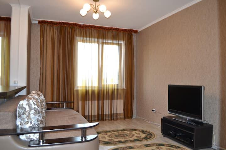 48_Новый дом, тепло, уютно, центр города. 6 этаж.