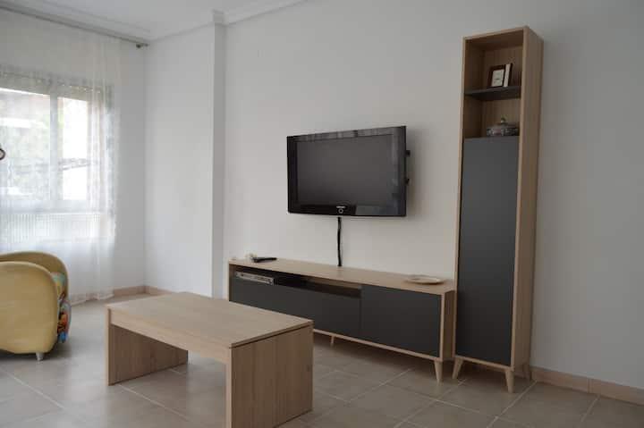 Apartamento céntrico en Vinaròs cerca de la playa