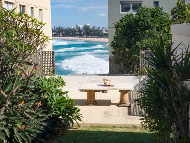 Boho Beach Home with Garden - Queenscliff - Townhouse