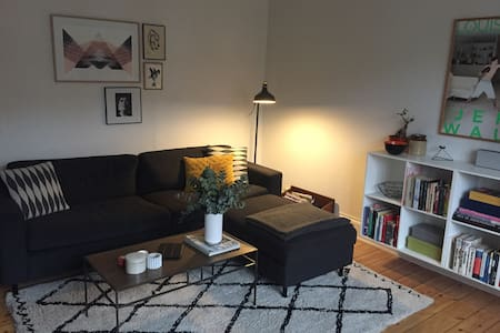 Charming apartment in Copenhagen - København - Apartment