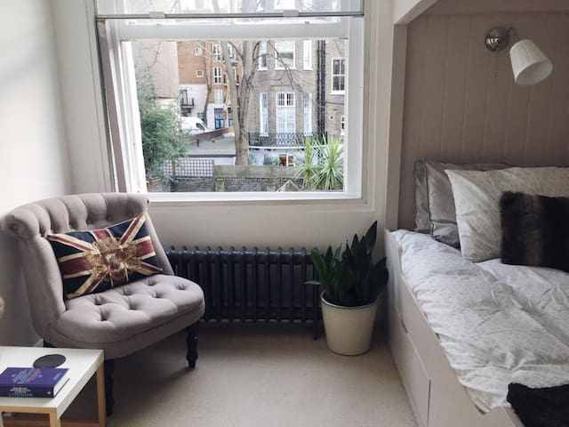 Solo traveller haven in the heart of Kensington