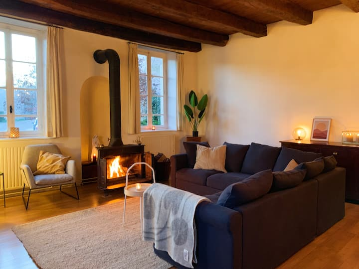 Cosy family holiday home near Vittel, Vosges