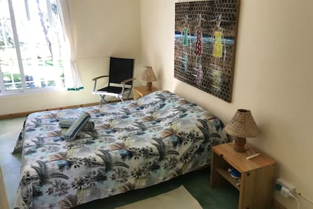 Seaview Room - St Francois Beach