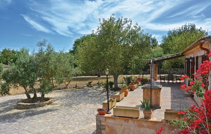 Villa familiar en el campo, Porto Cristo, Mallorca