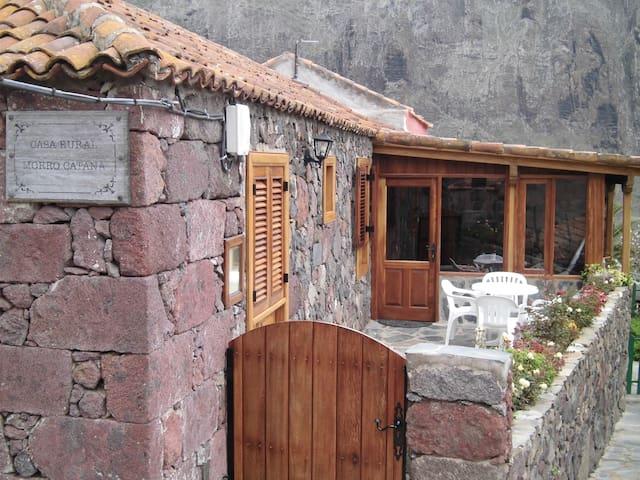 MASCA   HOUSE  ( CASA )  MORROCATANA - 1 - - Masca - House