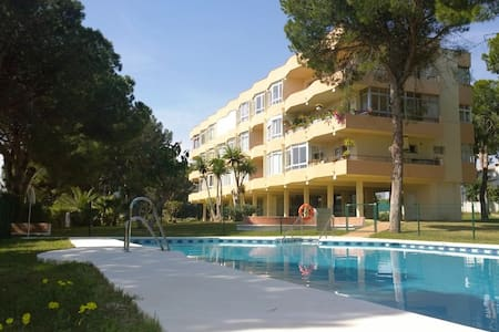 Beautiful apartment 300m from beach - Apartment