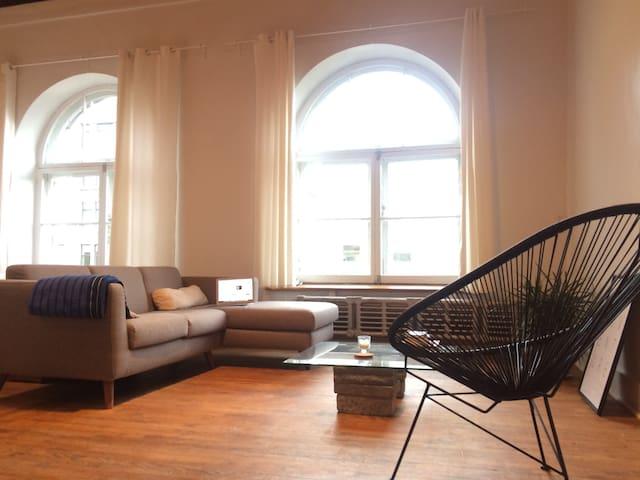 confortável Apartamento no old port