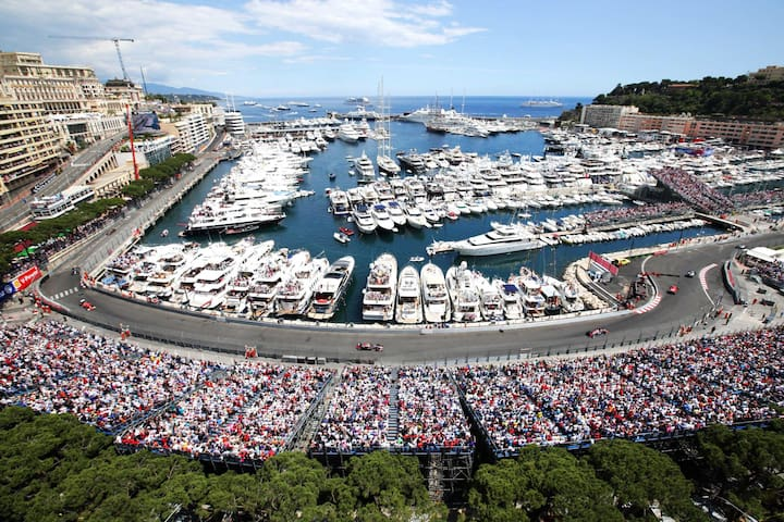 PORT MONACO - Appartment GRAND PRIX&HOLIDAYS/WORK