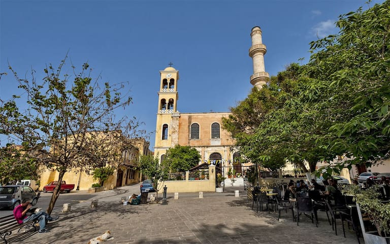 Traditional rooms in Splantzia district OldTown! - Chania - Casa
