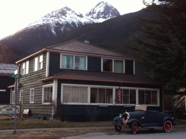 Historic Skagway Home