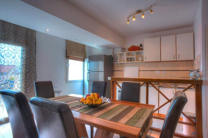 Apartment Aleksandar  (1 bedroom with terrace) - Petrovac - Betjent leilighet