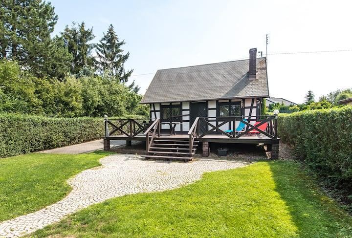 Dom nad Jeziorem Sapowice