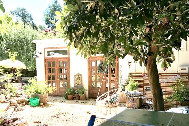 Sonoma Boho Garden Guesthouse