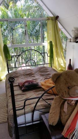 Alquiler de casa de campo estilo chalet (PHONE NUMBER HIDDEN) - Desamparados - House