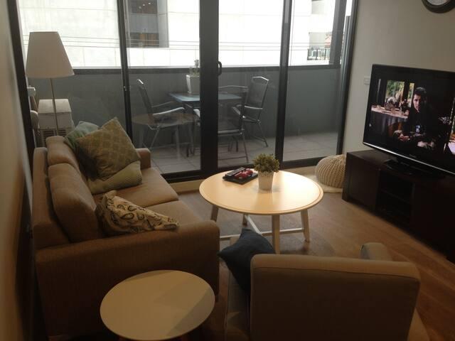 Modern apartment on vibrant Lygon st Brunny East - Brunswick East