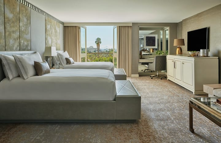 Viceroy L'Ermitage Beverly Hills, Studio Double