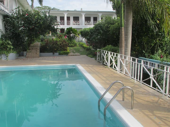 Brandon Hill Guest House.