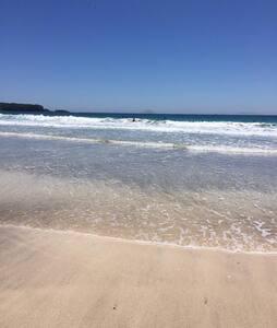 On Irita-hama beach - Villa