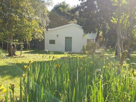 Casa de campo en Pilar, parque con pileta y fogón