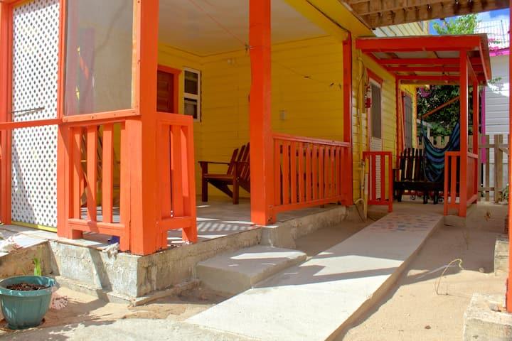 Julia's Cabanas: Room #1