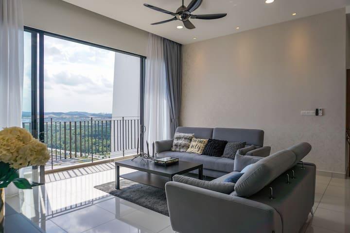 PUTRAJAYA IOI Resort City AZ Clio Suite FREE wifi