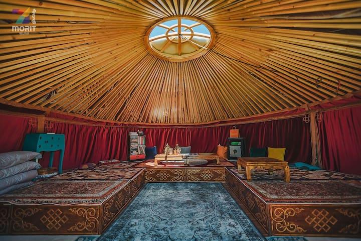 蒙古包全新的体验