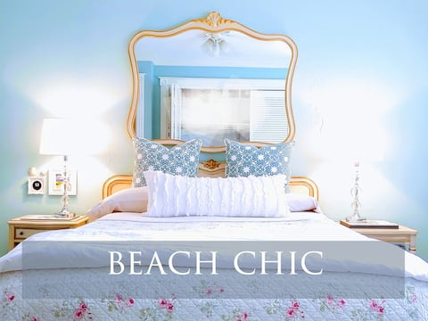 BEACH CHIC  | 3.8 miles to beaches