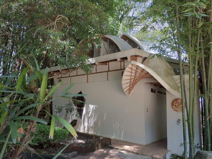 Casa de Bambú Tierras Blancas