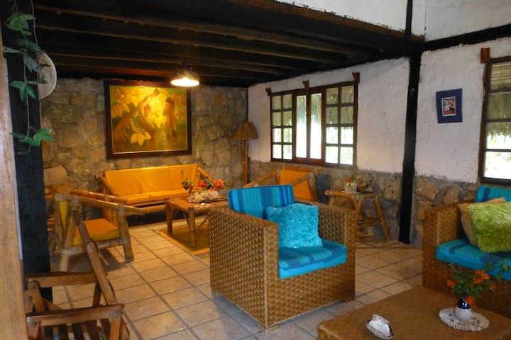 "Charming house in ""la Ruta del Sol"" - Curia - Casa"